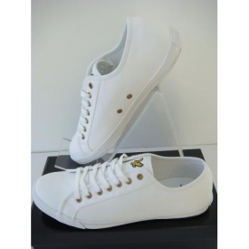 Lyle and Scott Tennis Trainer side view